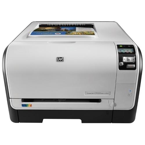 Заправка картриджа HP LJ PRO CP1525 \ CP1520