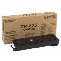 Заправка картриджа Kyocera TK-675 в Подольске