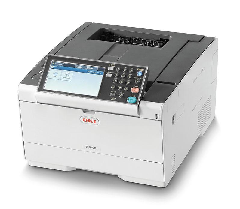 Заправка картриджа принтера OKI C542dn в Подольске