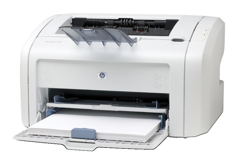 Заправка картриджа принтера HP LaserJet 1018 в Подольске
