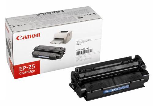 Заправка картриджа Canon EP-25 в Подольске