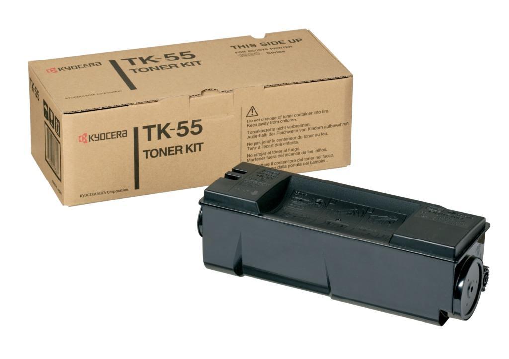 Заправка картриджа Kyocera TK-55 в Подольске