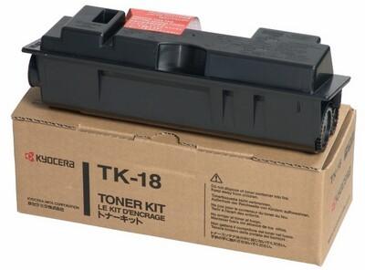 Заправка картриджа Kyocera TK-18 в Подольске