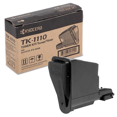 Заправка картриджа Kyocera TK-1110 в Подольске