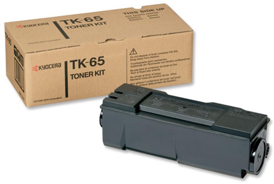 Заправка картриджа Kyocera TK-65 в Подольске