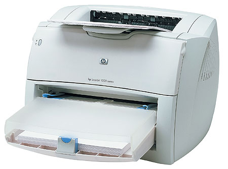заправка картриджа принтера HP LaserJet 1000w в Подольске