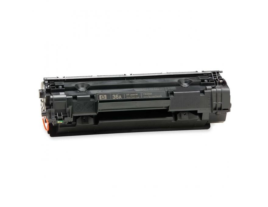 Заправка картриджа HP CB436A в Подольске