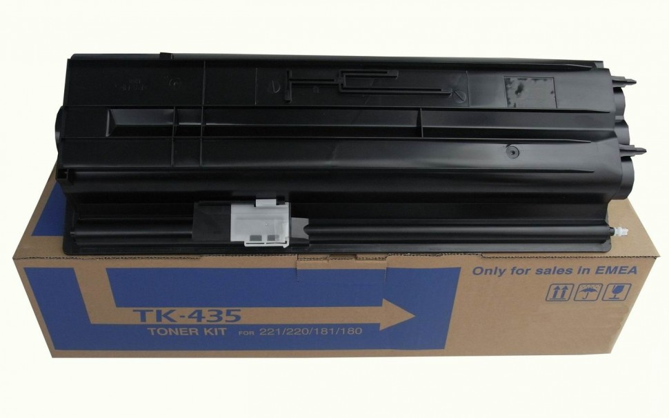 Заправка картриджа Kyocera TK-435 в Подольске