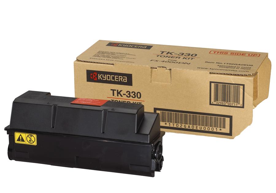 Заправка картриджа Kyocera TK-330 в Подольске